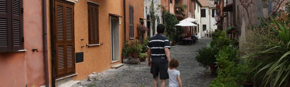 Stedentrips met kids