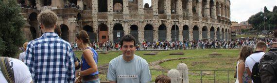 Een wandeling door historisch Rome